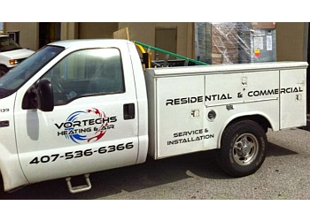 Orlando hvac service Vortechs Heating and Air