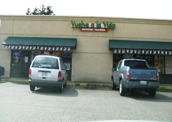 Tacoma mexican restaurant Vuelve A La Vida