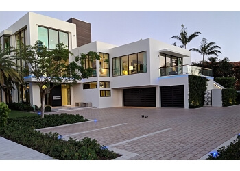 Fort Lauderdale home builder W A Bentz Construction, Inc.