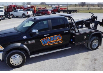 Jackson towing company Ward's Wrecker Service