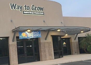 Chandler occupational therapist WAY TO GROW PEDIATRIC THERAPY