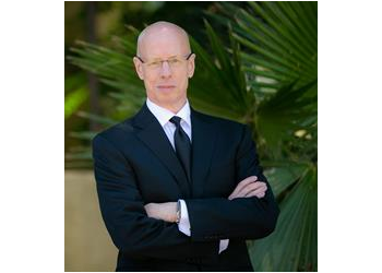 Santa Ana divorce lawyer W. Douglas McKeague