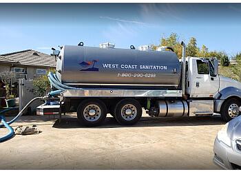 Riverside septic tank service WEST COAST SANITATION, INC.