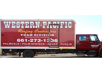 Palmdale roofing contractor WESTERN PACIFIC ROOFING CORPORATION