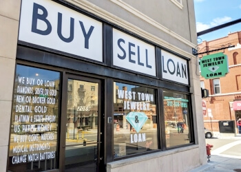 Chicago pawn shop WEST TOWN JEWELRY & LOAN