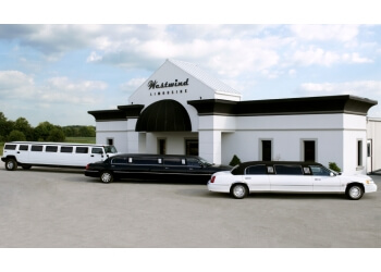Dayton limo service WESTWIND LIMOUSINE, INC.