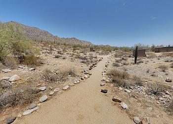 Surprise hiking trail WHITE TANK MOUNTAIN REGIONAL PARK