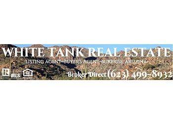 Surprise real estate agent WHITE TANK REAL ESTATE, LLC