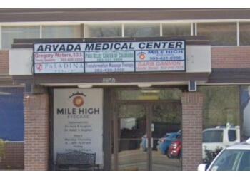 Arvada pain management doctor WIESLAW P. GESSNER, MD