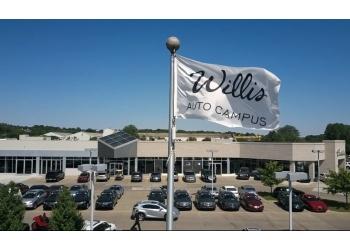 Des Moines car dealership WILLIS AUTO CAMPUS