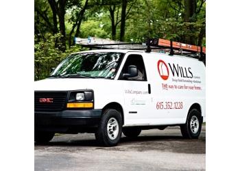 Nashville handyman WILLS COMPANY