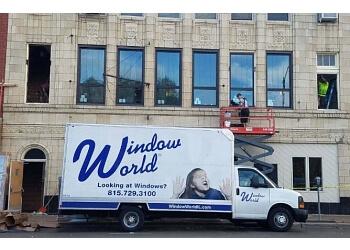 Joliet window company WINDOW WORLD