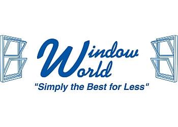 Savannah window company WINDOW WORLD
