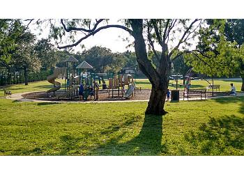 Carrollton public park W. J. Thomas Park