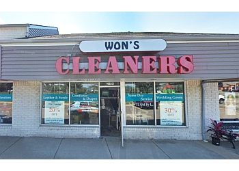 Sterling Heights dry cleaner WON'S CLEANERS