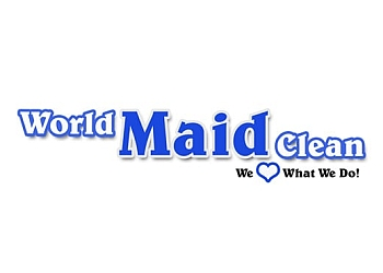 Frisco house cleaning service World Maid Clean, LLC