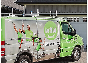 Akron painter WOW 1 DAY PAINTING