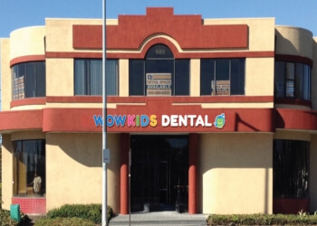 Hayward kids dentist WOW KIDS DENTAL
