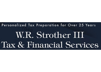 Washington tax service W R Strother III Tax & Financial