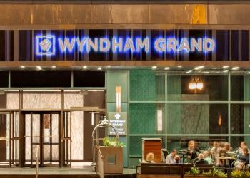 Chicago hotel WYNDHAM GRAND