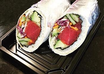 Rochester sushi Wabi Sabi Express