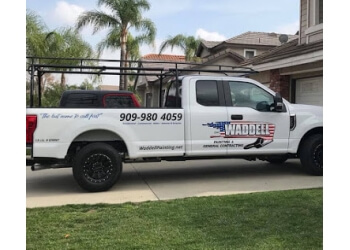 Rancho Cucamonga painter Waddell Painting And General Contracting