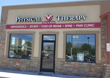 West Valley City physical therapist Wade Meier, PT