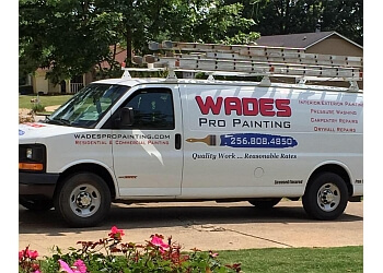Huntsville painter Wades Pro Painting
