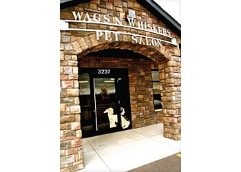 Sioux Falls pet grooming Wags n' Whiskers