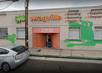 Los Angeles pet grooming Wagville