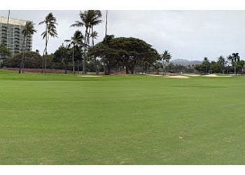 Honolulu golf course Waialae Country Club