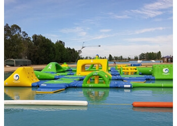 San Francisco amusement park Wake Island Waterpark