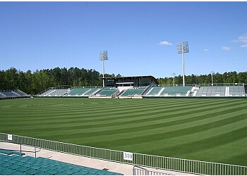 Cary places to see WakeMed Soccer Park