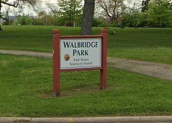 Toledo public park Walbridge Park inc