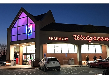 Columbia pharmacy Walgreen