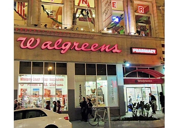 San Francisco pharmacy Walgreens