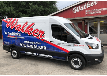 Mesquite hvac service Walker Air Conditioning & Heating Inc.