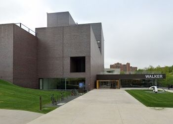 Minneapolis places to see Walker Art Center