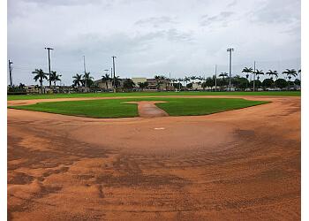 Hialeah public park Walker Park