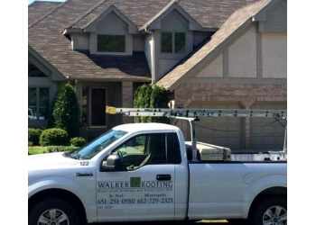 St Paul roofing contractor Walker Roofing