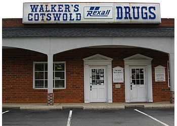 Charlotte pharmacy Walker's Drug Store