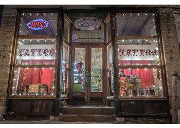Milwaukee tattoo shop Walker's Point Tattoo Company