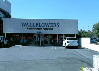 Huntington Beach furniture store Wallflower's Consignment Furniture