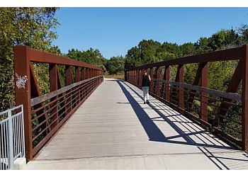 Austin hiking trail Walnut Creek Metropolitan Park Trail