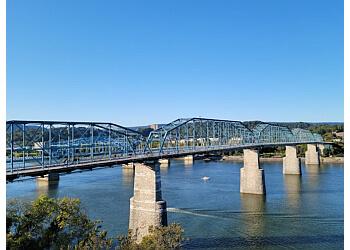 Chattanooga landmark Walnut Street Bridge