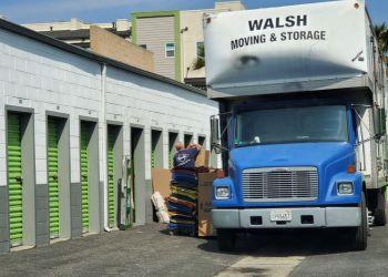 Long Beach moving company Walsh Moving & Storage