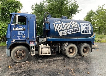 Cleveland septic tank service Walt Kucharski Septic Service