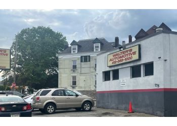 Pittsburgh car repair shop Walter's Automotive
