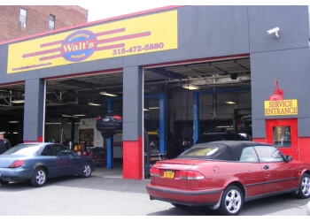 Syracuse car repair shop Walt's Automotive Service