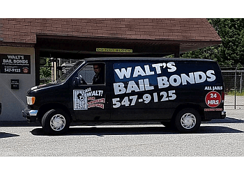 Chesapeake bail bond Walt's Bail Bonds